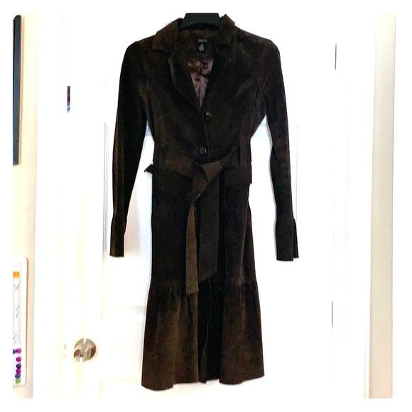 Arden B Jackets & Blazers - Suede Jacket